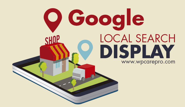 Google Local Search Display: Changing The Local Search Setting