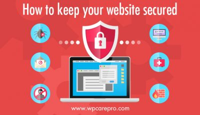 How to Keep Your WordPress Site Secured
